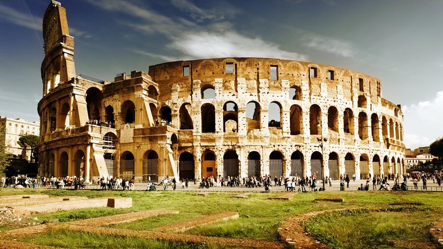 Colosseum Short Rome Tour
