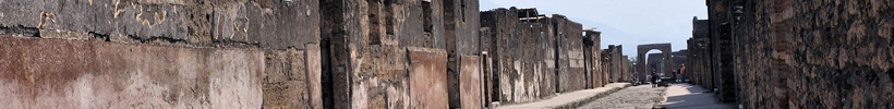 Naples Pompeii