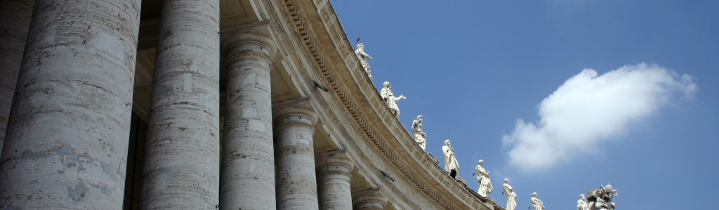 St. Peter's Square: meet Pope Francis